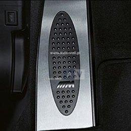 Osłona pod stopę lewą BMW M E60 E61 520 525 530 540 545 550 M5 - 51477900737