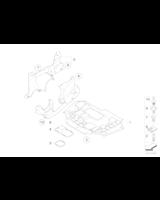 Absorber do płyty wzmocnienia ukł. kier - 51713418613