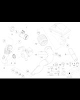 Przepływomierz BMW E36 compact E46 316i 318i E38 740d M67 - 13621433565
