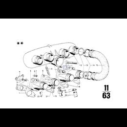 Przewód dolotowy - 11611251348