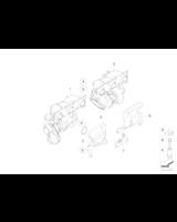 AT-Turbosprężarka BMW E71 F01 F02 X6 35iX 740i - 11657593023