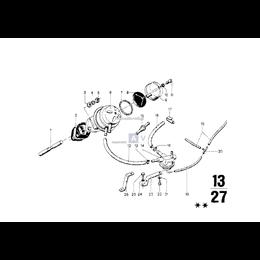 Pompa paliwa - 13311265193