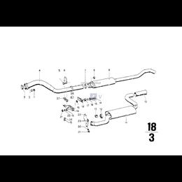 Tulejka dystansowa - 18211245481