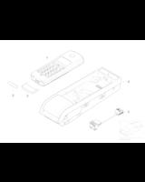 Adapter przewodu panelu wyjm. telefonu - 61120137618