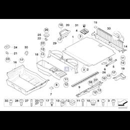 Nit BMW E30 E36 E46 E39 E38 E60 E65 F10 F30 E87 E81 F10 F01 F20 F21 X1 X3 X5 X6 - 51471911992