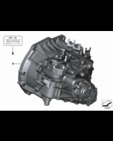 AT-Skrzynia biegów 6-biegowa, tylko w połączeniu z - 23009809232