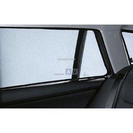 Osłony przeciwsłoneczne szyb bocznych BMW E90 - 51460397334