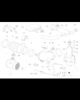Czujnik przepustnicy BMW E34 E36 E39 E38 E30 E32 730 740 540 520 525 528 318is 320 325 328 - 13631726591