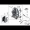Klocki hamulcowe przód Performance BMW F30 F31 F32 F33 F34 F36 428i 435d 435i 328i 335i 340i - 34106859067